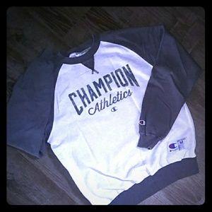Champion authentic sweatshirt